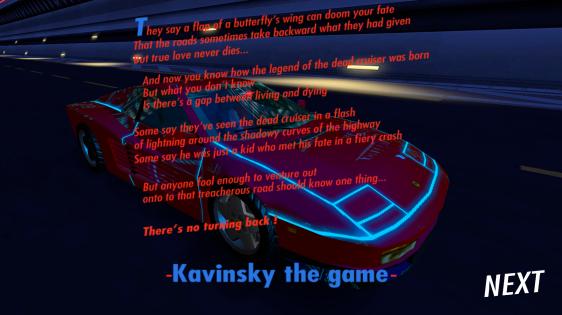 Kavinsky Final