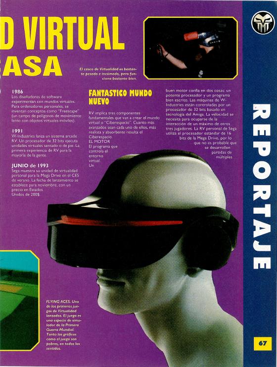 Advergame World - Aleix Risco - MegaSega - Sega VR #2