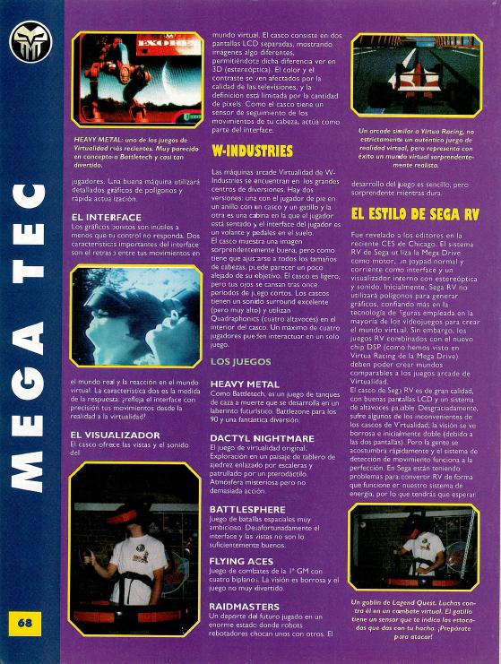 Advergame World - Aleix Risco - MegaSega - Sega VR #3