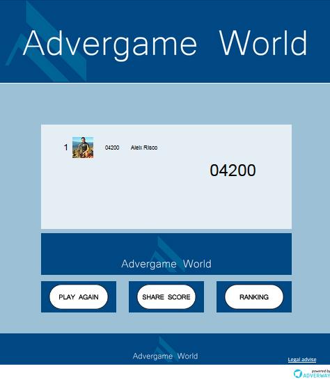 Advergame World - Aleix Risco - Adverway - Advergame 01