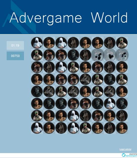 Advergame World - Aleix Risco - Adverway - Advergame Gameplay II