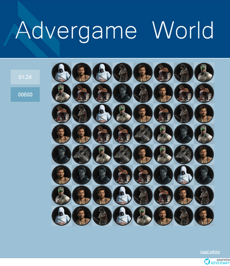 Advergame World - Aleix Risco - Adverway - Advergame Gameplay