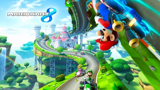 Advergame World - Aleix Risco - Mario Kart 8