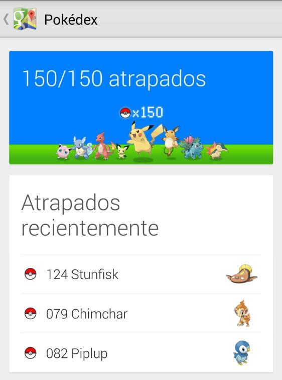 Advergame World - Aleix Risco - Pokemon Challange - 150