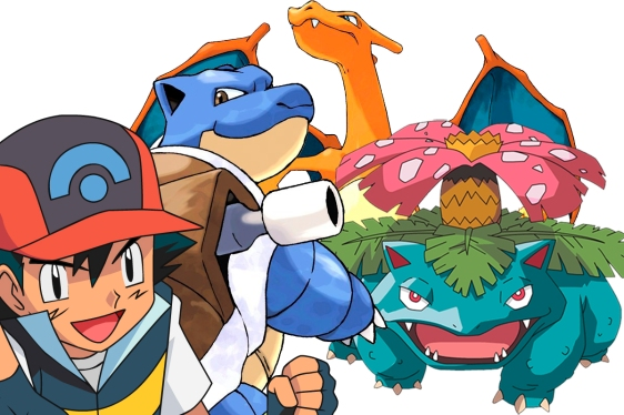 Advergame World - Aleix Risco - Pokemon Selfie