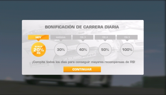 Advergame World - Aleix Risco - Real Racing 3 - Engagement 01