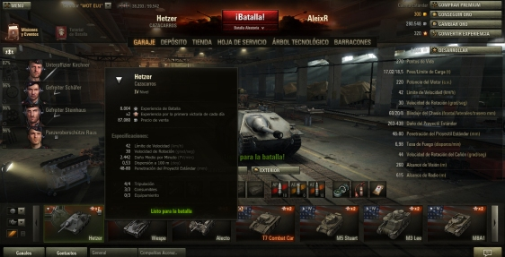Advergame World - Aleix Risco - Advergame - World Of Tanks Bonificación 01