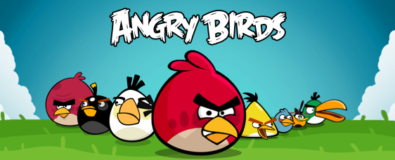 Advergame World - Aleix Risco - Angry Birds - Rovio