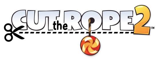 Advergame World - Aleix Risco - Cut the Rope 2 - ZeptoLab - Logo Horizontal
