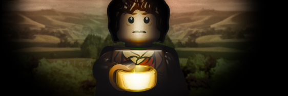 Advergame World - Aleix Risco - Lego - Lord of the Rings
