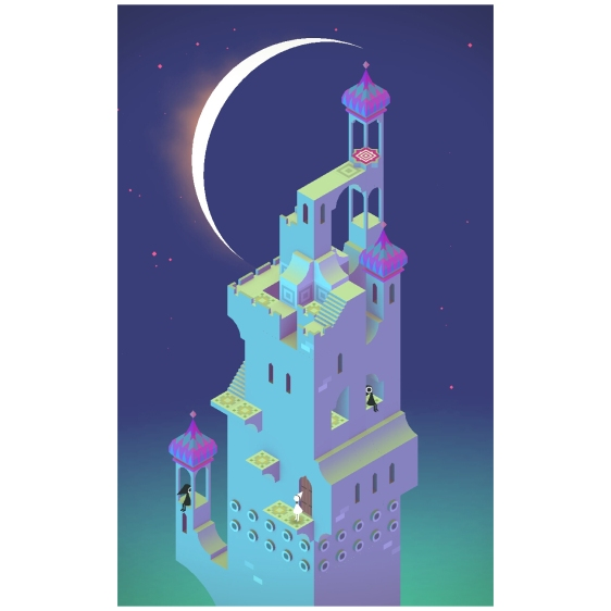 Advergame World - Aleix Risco - Monument Valley - Pay-to-Play