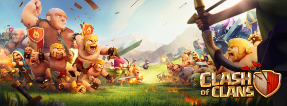 Advergame World - Aleix Risco - Supercell - Clash of Clans