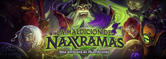 Advergame World - Aleix Risco - Advergame - Blizzard - HearthStone - La Maldición de Naxramas - Portada