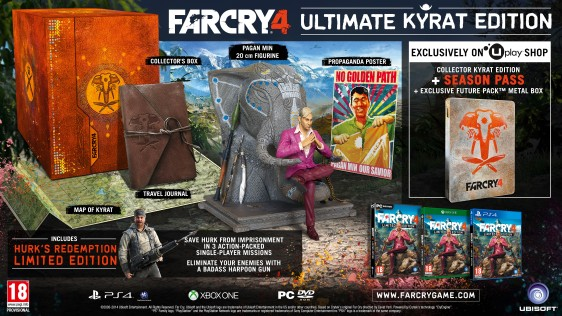 Advergame World - Aleix Risco - Far Cry 4 - Ultimate Kyrat Edition