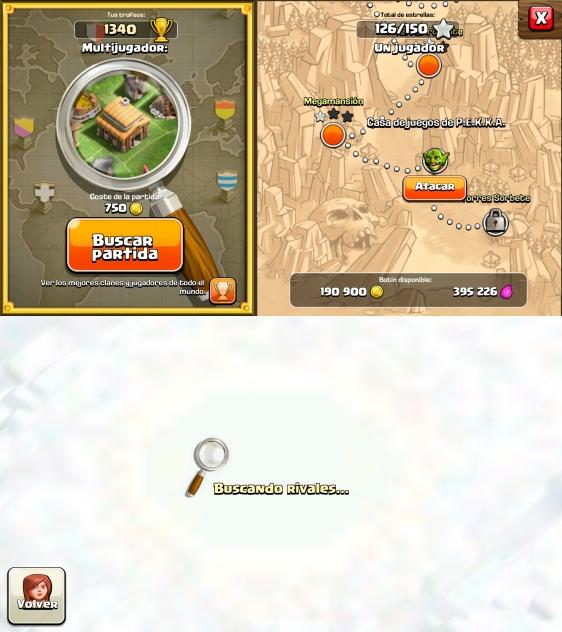 Advergame World - Aleix Risco - Monetización - Clash of Clans - Multijugador