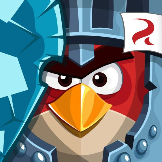 Advergame World - Aleix Risco - Rovio - Angry Birds Epic - Logo