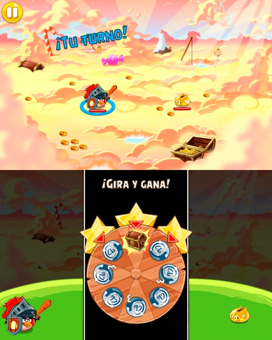 Advergame World - Aleix Risco - Rovio - Angry Birds Epic - Recompensa Diaria (Combate y Recompensa)