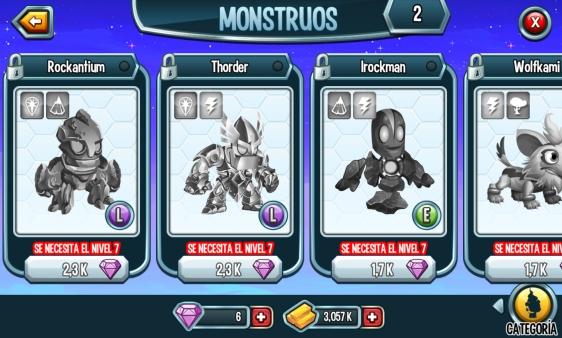 Advergame World - Aleix Risco - Social Point - Monster Legends - Comprar Monstruos - Jugadores Ballena