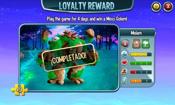 Advergame World - Aleix Risco - Social Point - Monster Legends - Engagement