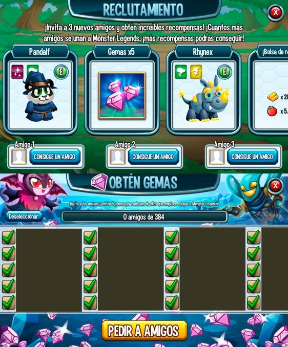 Advergame World - Aleix Risco - Social Point - Monster Legends - Más Jugadores