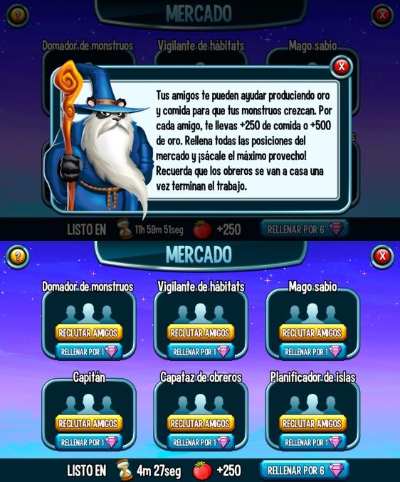 Advergame World - Aleix Risco - Social Point - Monster Legends - Mercado
