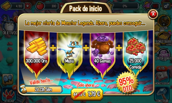 Advergame World - Aleix Risco - Social Point - Monster Legends - Promoción