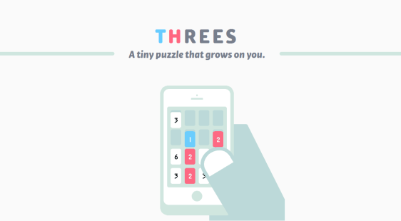 Advergame World - Aleix Risco - Threes