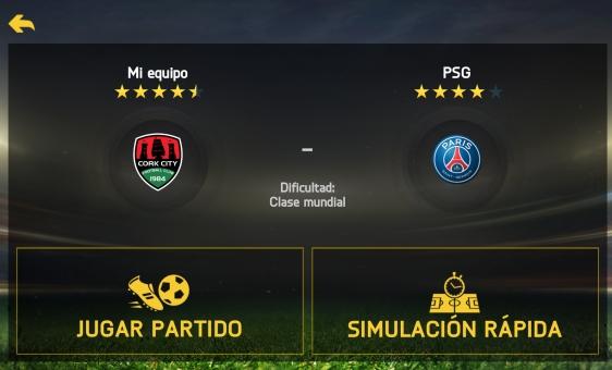 Advergame World - Aleix Risco - FIFA 15 Ultimate Team - Simulación