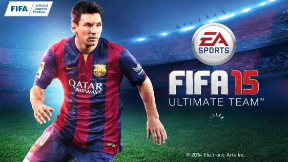 Advergame World - Aleix Risco - FIFA 15 Ultimate Team