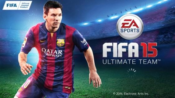 Advergame World - Aleix Risco - FIFA 15 Ultimate Team
