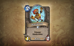 Advergame World - Aleix Risco - Advergame - Blizzard - HearthStone - Goblins vs Gnomos - Plastatrón