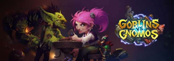 Advergame World - Aleix Risco - Advergame - Blizzard - HearthStone - Goblins vs Gnomos - Portada