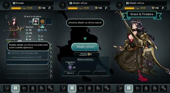 Advergame World - Aleix Risco - Terra Battle - Añadir Oficio