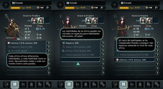 Advergame World - Aleix Risco - Terra Battle - Habilidades
