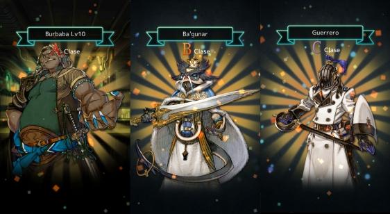 Advergame World - Aleix Risco - Terra Battle - Personajes