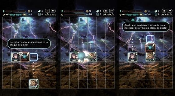 Advergame World - Aleix Risco - Terra Battle - Tutorial