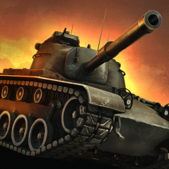 Advergame World - Aleix Risco - World of Tanks - WotBlitz - Logo