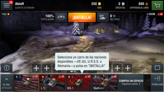 Advergame World - Aleix Risco - World of Tanks - WotBlitz - Naciones
