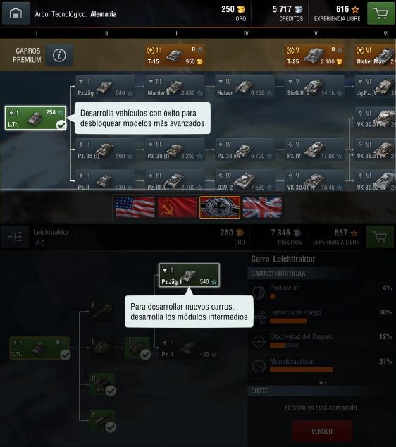 Advergame World - Aleix Risco - World of Tanks - WotBlitz - Nuevos Tanques