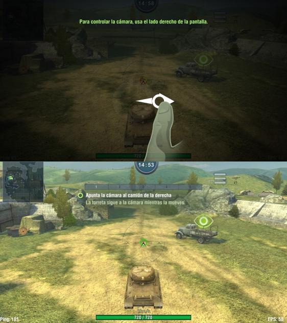 Advergame World - Aleix Risco - World of Tanks - WotBlitz - Tutorial