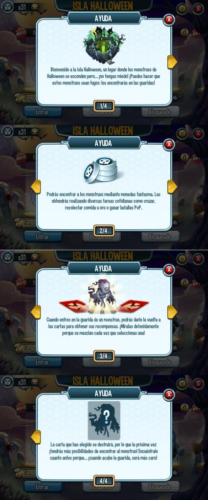 Advergame World - Aleix Risco - Monster Legends - Retención - Eventos - Isla Halloween